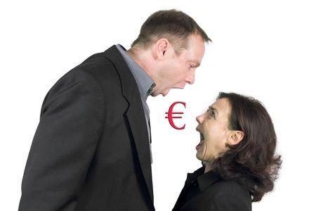 Unterhalt - Streit um Geld - Düsseldorfer Tabelle