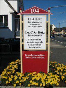 Rechtsanwälte Kotz aus Kreuztal