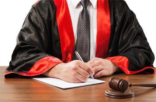 Rechtsanwalt und Richter