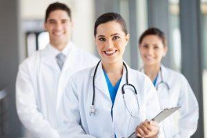 Ärztin für Epilepsie
