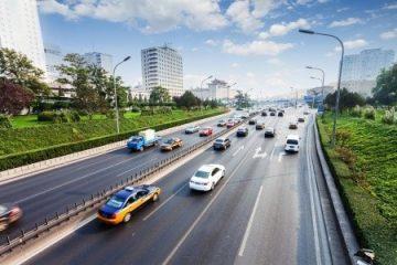 Mindestabstand – rückwärtiger Verkehr