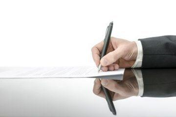 Was ist eine Unterschrift?
