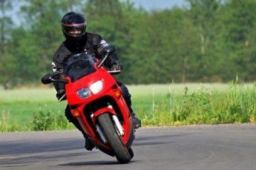 Straßenabschnitt für Motorräder gesperrt – Rechtswidrigkeit