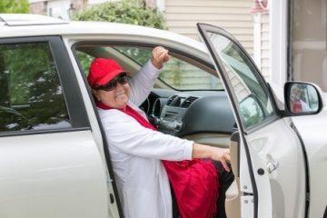 Plötzliches Öffnen der Fahrertür – Betriebsgefahr