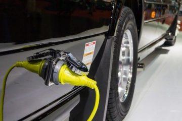 Parken in einer Ladezone für Elektrofahrzeuge
