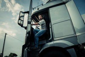 LKW-Fahrer