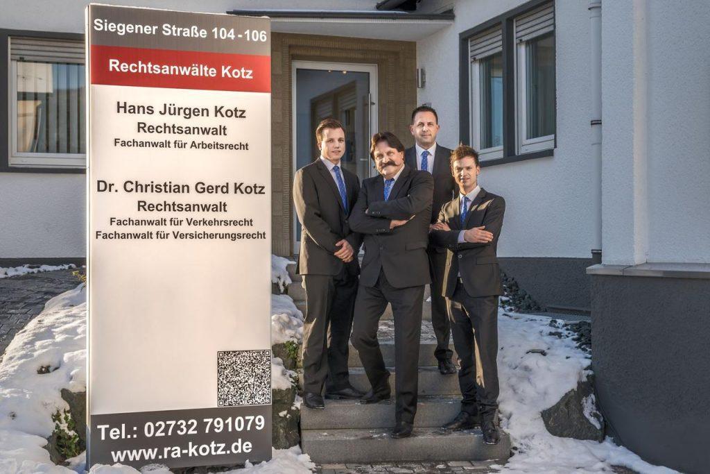 Team Kanzlei Kotz