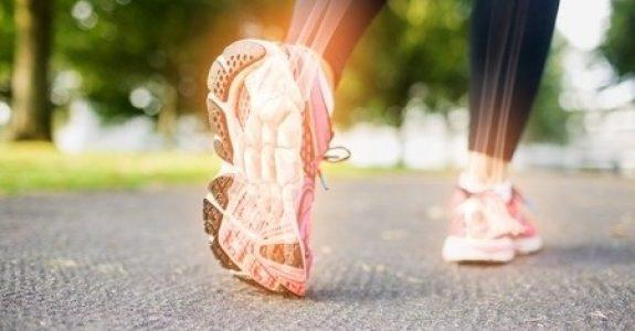 Gehweg mit Läufer