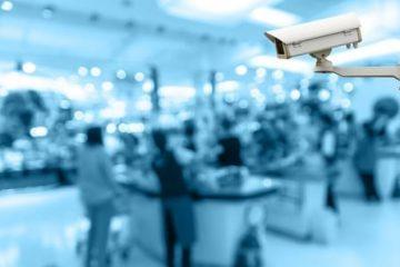Videoüberwachung in einer Apotheke