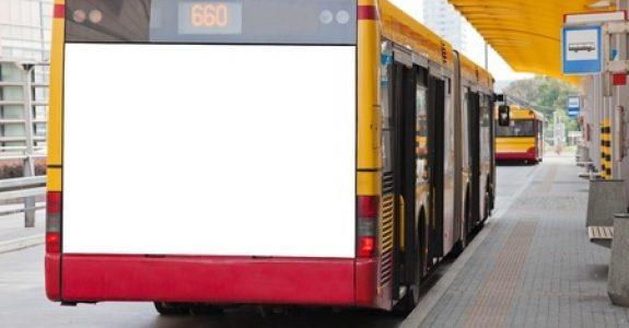 Sturz im Bus