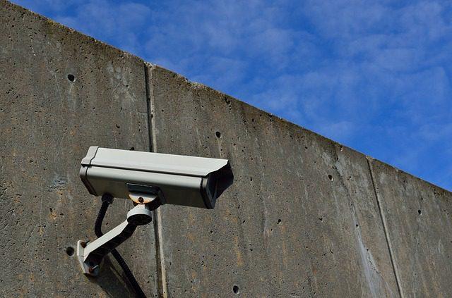 Kameraüberwachung des eigenes Grundstückes