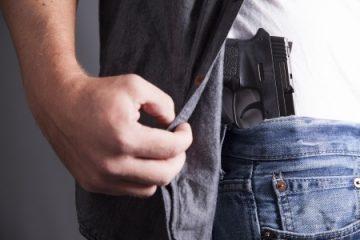 Schusswaffe – Fahreignung