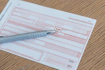 Einlösung eines Schecks als konkludente Scheckabrede