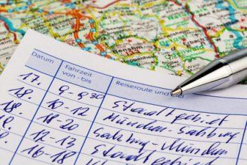 Fahrtenbuchauflage bei Verstoß des Halters