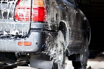 Waschstraße – Unfall bei Betrieb einer Kraftfahrzeuges