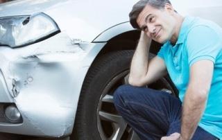 fingierter Verkehrsunfall
