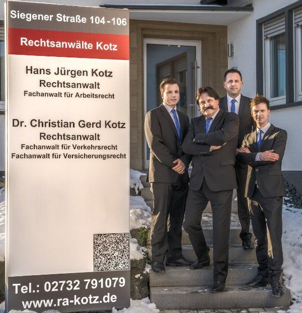Rechtsanwälte Kotz in Kreuztal
