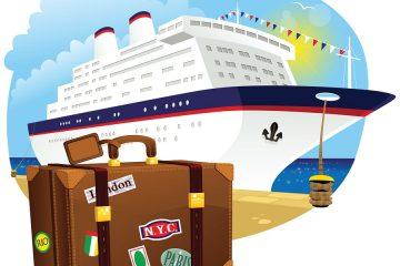 Kreuzfahrt – verspätete Ankunft des Reisegepäcks