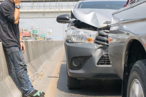 Kettenauffahrunfall – Anscheinsbeweis und Haftung