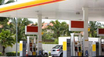 Unfall Tankstelle Haftung