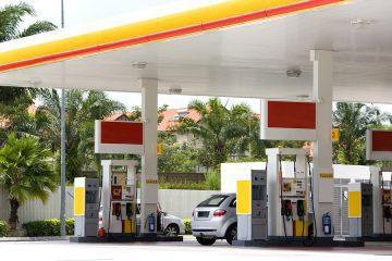 Haftungsverteilung: Verkehrsunfall auf Tankstellengelände