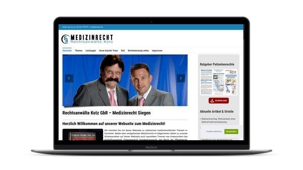 Medizinrechtsiegen.de