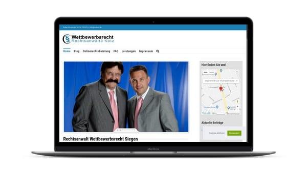 Wettbewerbsrechtsiegen.de