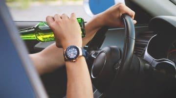 Trunkenheitsfahrt- Entziehung der Fahrerlaubnis