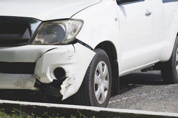 Verkehrsunfallflucht bei Unfall in einem privaten Hinterhof?