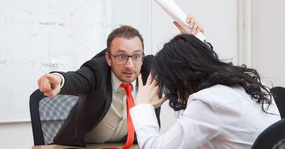 Außerordentliche Kündigung wegen sexueller Belästigung