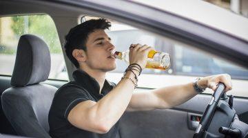 Alkoholfahrt und Regress der Kfz-Haftpflichtversicherung bei mehreren Unfällen