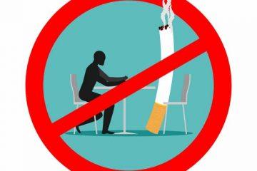Gesundheitsschutz: Verstoß gegen das Rauchverbot in einer Gaststätte