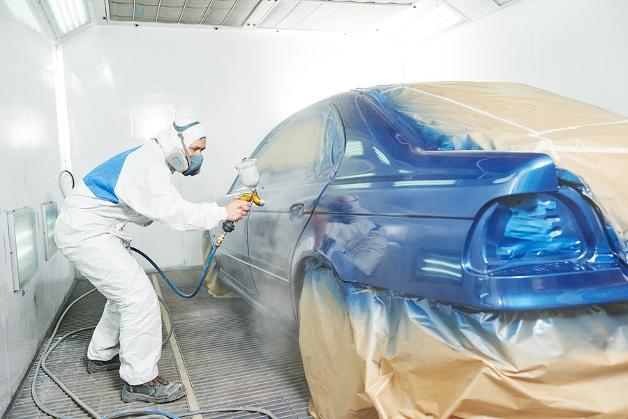 Auto Airbrushed