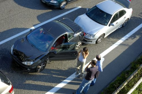 Verkehrsunfall: Welche Fakten sprechen für einen Kettenauffahrunfall
