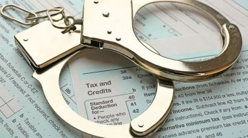Selbstanzeige bei Steuerhinterziehung