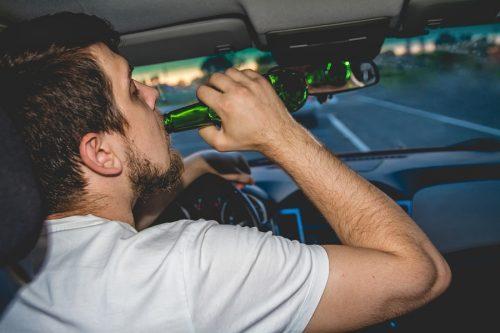 Alkohol am Steuer - Strafen für Alkoholfahrt