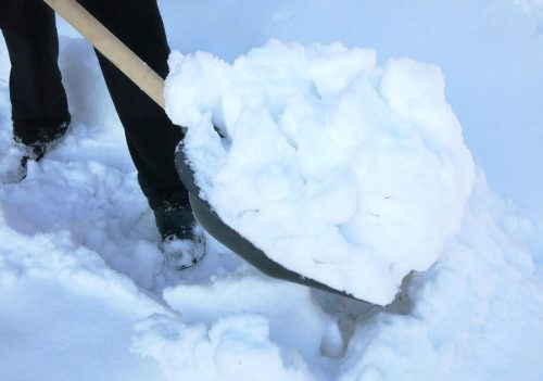 Winterdienst - Schneeräumpflicht