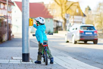 Verkehrsunfall: Haftung eines Aufsichtspflichtigen für Verkehrsunfallverursachung eines Kindes