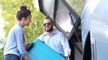 Fernreisebus: Haftung für abhandengekommenes Gepäck
