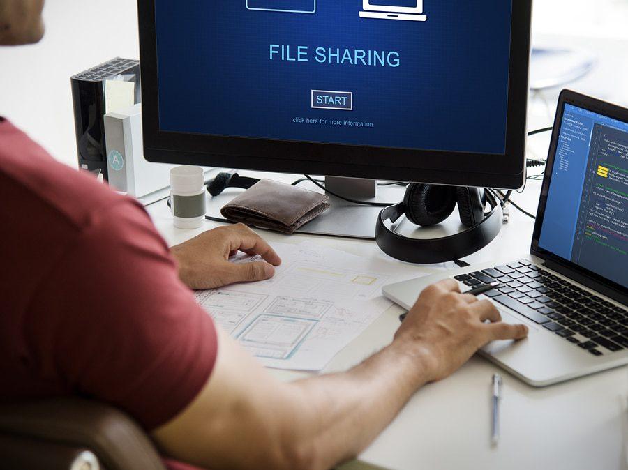 File Sharing: abmahnung wegen Urheberrechtsverletzung