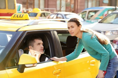 Pfändung des Arbeitseinkommens eines Taxifahrers – Trinkgelder