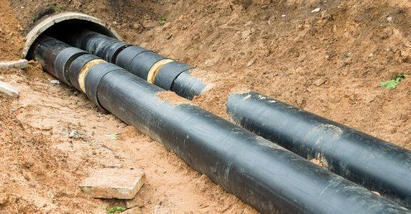 Haftung Tiefbauunternehmer - Abflußmöglichkeit von Abwässern bei Kanalbauarbeiten