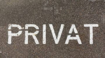 Privatparkplatz – Zustandekommen eines Parkplatznutzungsvertrages und Vertragsstrafe