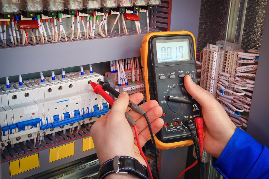 Vermieterhaftung - Instandhaltungs- und Prüfpflichten des Vermieters für elektrische Anlagen