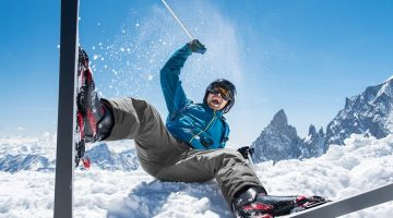Skifahrer – muss er nach den FIS-Regeln einen Notsturz vornehmen um eine Kollision zu vermeiden?