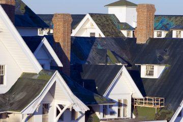 Sturmschaden – Gefahrerhöhung bei leerstehenden Wohnhäusern