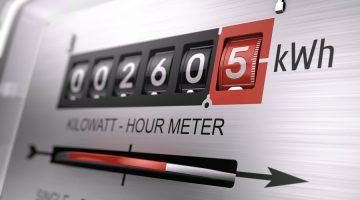 Energievertrag: Schätzung des tatsächlichen Stromverbrauchs