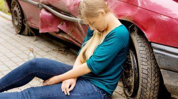 Verkehrsunfall: Schmerzensgeldhöhe bei Prellungen der linken Körperseite