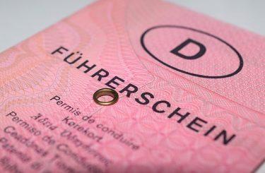 Außerordentliche Kündigung wegen Führerscheinentzug