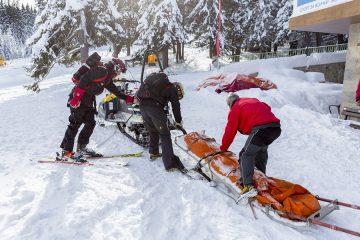 Skiunfall – Schmerzensgeld und Haushaltsführungsschaden